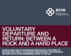 Voluntary departure and return: between a rock and a hard place.