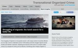 Smuggling of migrants: the harsh search for a better life