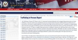 Trafficking in Persons Report (TIP)