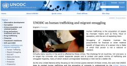 United Nation Office on Drugs and transnational Crime (UNODC)